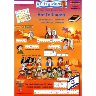 Arbeitsbogen AT-Helden