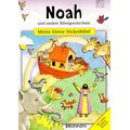 Kleine Stickerbibel Noah u.a.