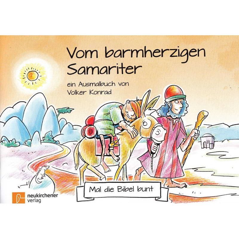 Für kinder samariter gleichnis vom barmherzigen Startseite